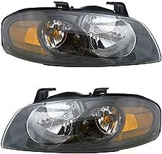 2004 04 Nissan Sentra SE-R Spec V Headlight Headlamp PR