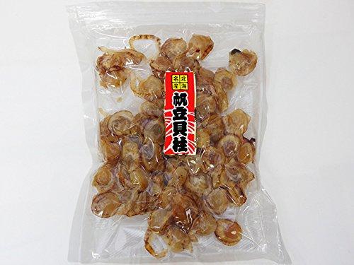 やわらか焼き帆立 140g (北海道産ホタテ貝柱) 美味しいほたての珍味 北海名産 (帆立貝柱料理に使えます) 甘露煮風 やわらか仕立てのほたて貝柱 帆立ヒモもあります