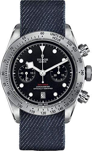 Tudor Heritage Black Bay Chrono M79350-0003 - Reloj para Hombre