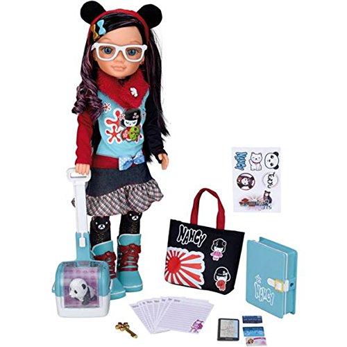 Nancy - Aventuras por el Mundo: Tokio, muñeca (Famosa 700011760)