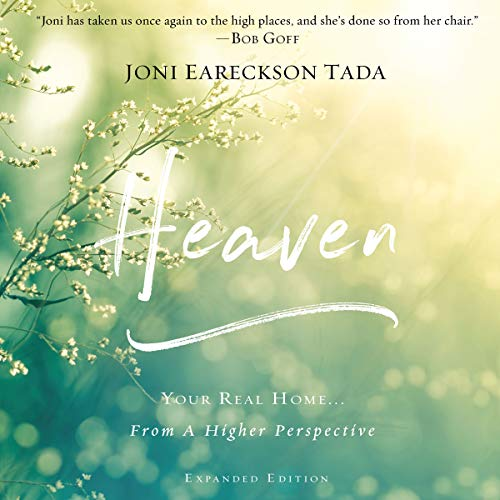 Heaven                   By:                                                                                                                                 Joni Eareckson Tada                               Narrated by:                                                                                                                                 Joni Eareckson Tada                      Length: 9 hrs and 37 mins     8 ratings     Overall 4.4