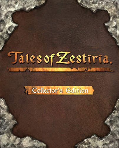 Tales of Zestiria: Collector's Edition - [PlayStation 3]