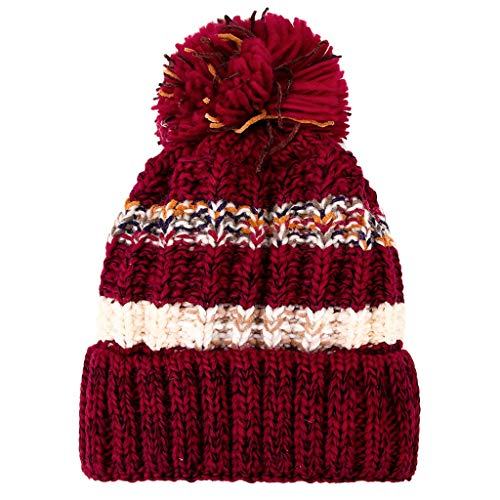 Amazing Deal MONISE Beanies Red