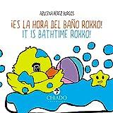 ¡Es la hora del baño Rokko! - It is bathtime Rokko!