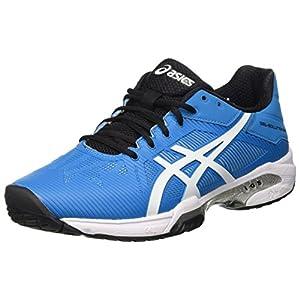 ASICS Gel-Solution Speed 3 Clay, Zapatillas de Tenis para ...