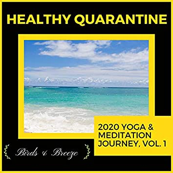Healthy Quarantine - 2020 Yoga & Meditation Journey, Vol. 1
