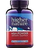Higher Nature MSM Sulphur 200g