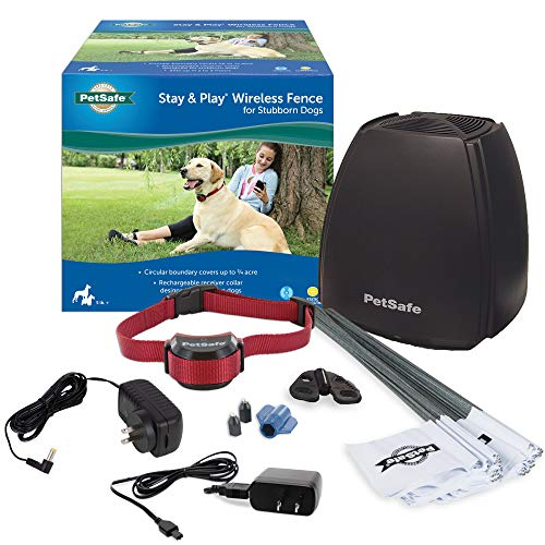 PetSafe Stay and Play Wireless Fence for Stubborn Dogs