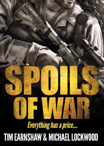 Spoils of War by [Tim Earnshaw, Michael Lockwood]