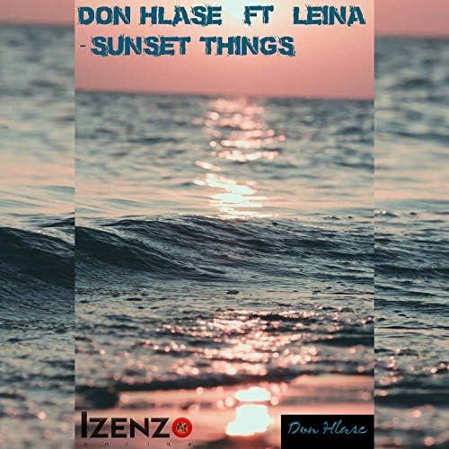 Don Hlase feat. Leina