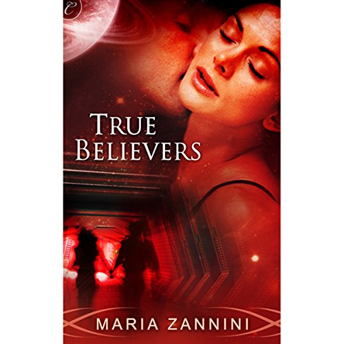 True Believers audiobook cover art