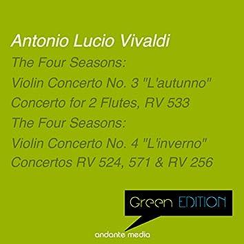 Green Edition - Vivaldi: Concertos RV 293, 297, 524, 533, 571 & RV 256