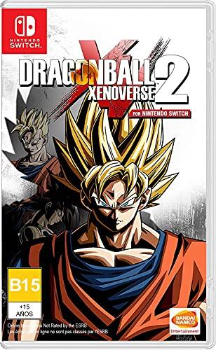 BANDAI NAMCO Entertainment Dragon Ball XENOVERSE 2 videogioco Basic Nintendo Switch