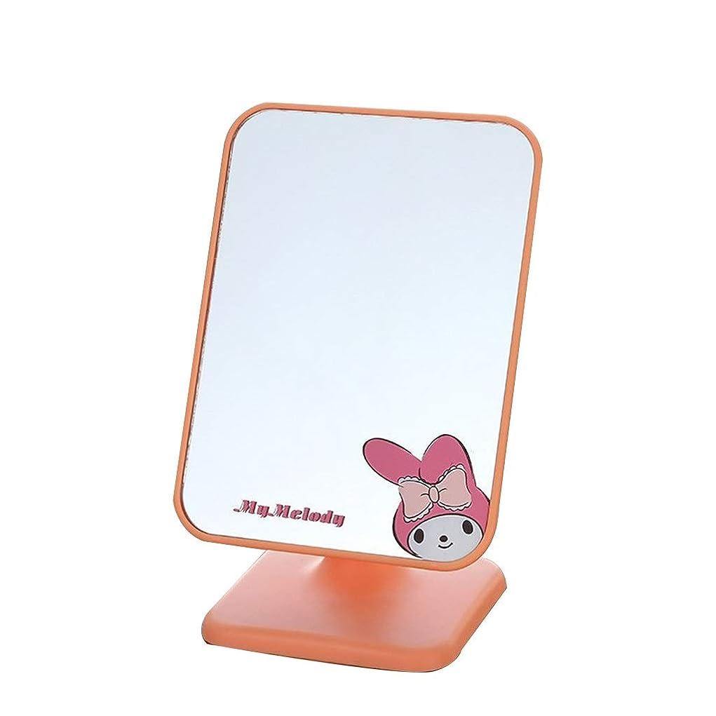 商業の補助カエルSelm 化粧鏡HDミラー矩形メイクミラー卓上鏡 テーブル化粧鏡バニティミラー化粧品用ミラー