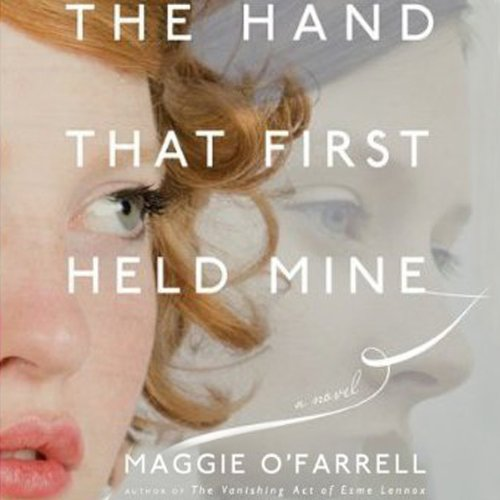 The Hand That First Held Mine audiobook cover art