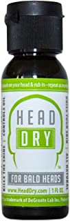 HeadDry - Shine Reducer Matte Product (1 Ounce, Green)