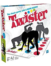 Hasbro Twister Classic Game, 6 ages and above