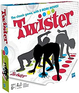 Hasbro 98831 Twister Classic Game