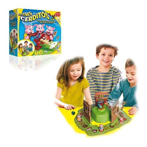 IMC Toys - Juego de los Tres cerditos (43-7673)