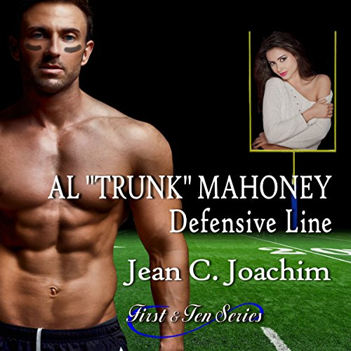 "Couverture de Al ""Trunk"" Mahoney, Defensive Line"