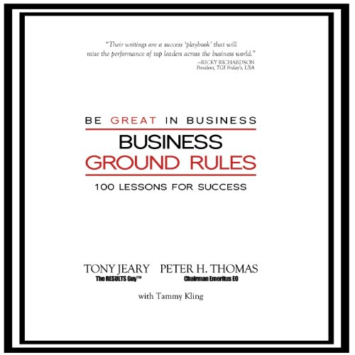 Business Ground Rules Titelbild
