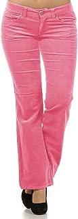 Limit 33 Plus Size Juniors Teens Corduroy Pants Low Rise Boot Cut School Work