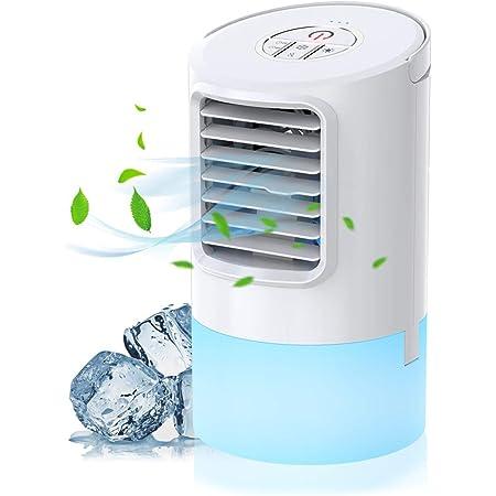 lext/érieur Climatiseur Air Cool Portable Climatiseur dair avec 3 vitesses pour le vent et le d/ébardeur air cooler pour la maison la cuisine