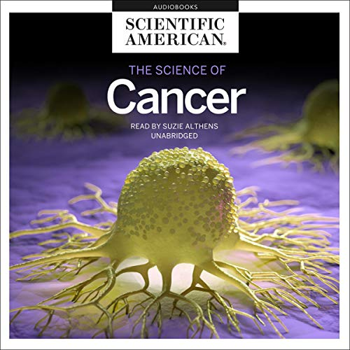 The Science of Cancer audiobook cover art