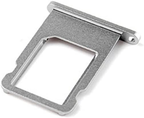 Ewparts for iPhone 6 SIM Card Tray Replacement (4.7 inch) (Grey)