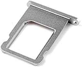 Ewparts SIM Card Tray Replacement for iPhone 6 4.7 Inch (Grey)