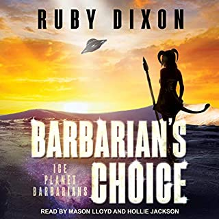 Barbarian's Choice audiobook cover art