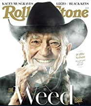 Rolling Stone Magazine (May, 2019) Willie Nelson Cover
