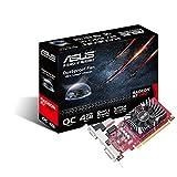 ASUS R7240-O4GD5-L Radeon R7 240 4 GB GDDR5 - Tarjeta gráfica (Radeon R7 240, 4 GB, GDDR5, 128...