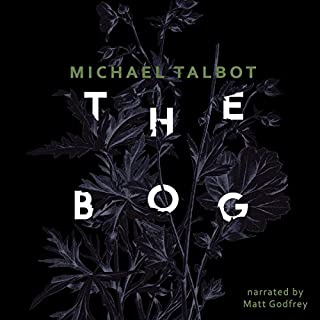 The Bog audiobook cover art