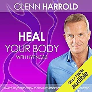 Heal Your Body by Using the Power of Your Mind                   By:                                                                                                                                 Glenn Harrold                               Narrated by:                                                                                                                                 Glenn Harrold                      Length: 1 hr and 38 mins     30 ratings     Overall 4.2
