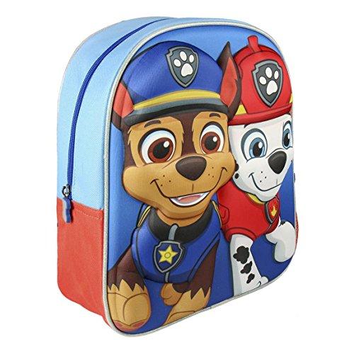Paw Patrol La Patrulla Canina CD-21-2113 2018 Mochila Infantil, 40 cm,...