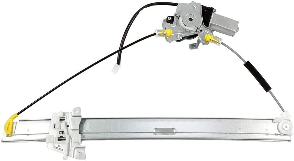 Power National uniform New sales free shipping Window Regulator Front Left Driver fo Motor fits with Side