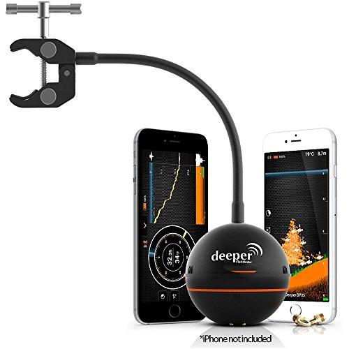 Deeper Smart Portable Fishfinder Bundle...