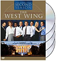 West Wing: Complete Second Season [DVD] [Import]