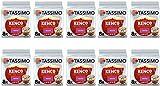 Tassimo Kenco Mocha Cápsulas de café- 10 paquetes (80 bebidas)