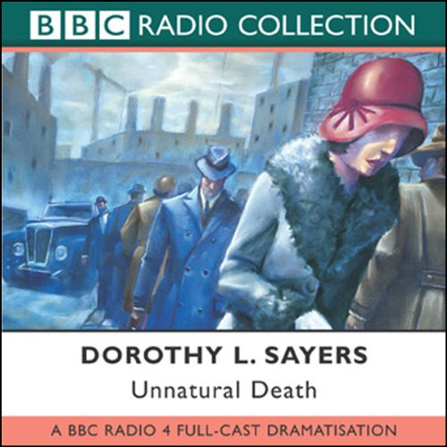 Unnatural Death (Dramatised) cover art