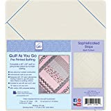 June Tailor JT-1405 Express Quilt Series Quilt As You Go- Sophisticated Strips