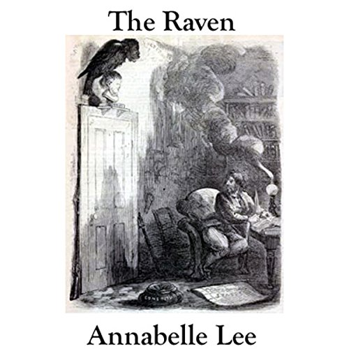 The Raven and Annabelle Lee cover art