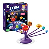 wongbey Planetario Planetum DIY Science Kit Planet Modelo Stem Toys Complete Construye tu propio Glow in The Dark Educativo Modelo del Sistema Solar Solar Set Fun Toy Idea Idea de Regalo
