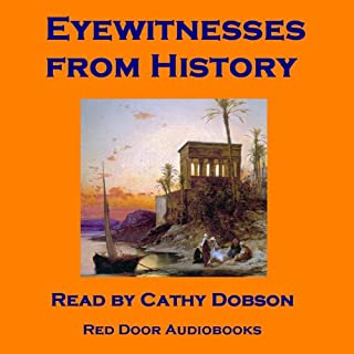 Couverture de Eyewitnesses from History