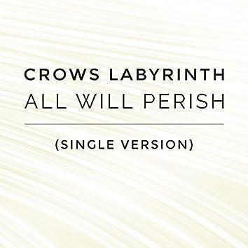 All Will Perish