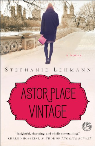Astor Place Vintage: A Novel (English Edition)