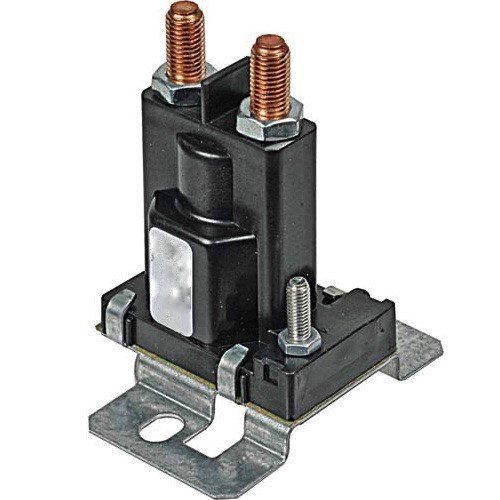 Rareelectrical NEW WHITE RODGERS 12 VOLT 100 AMP 3 TERMINAL CONTINUOUS DUTY SOLENOID COMPATIBLE WITH 120-913 120-105851 120-105851-6 120-913S1