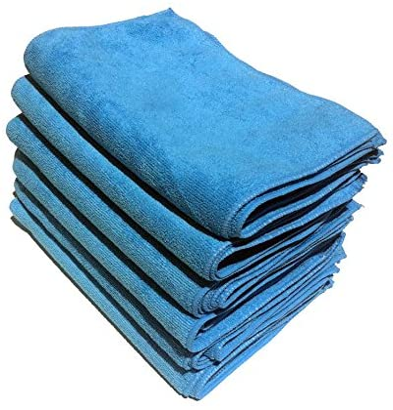 DEYF 4 New Microfiber floor towels cloth Covers EasyFix floor towels for K/ärcher Steam Cleaners SC2 SC 3 SC5 floor nozzle 4/€//pieza SC4