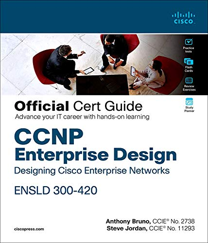 CCNP Enterprise Design ENSLD 300-420 Official Cert Guide: Designing Cisco Enterprise Networks